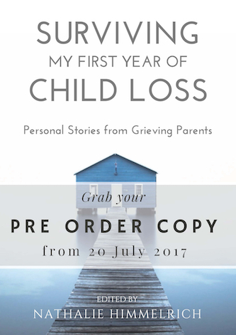 Surviving My First Year of Child Loss: Personal Stories from Grieving Parents (PRE-ORDER)