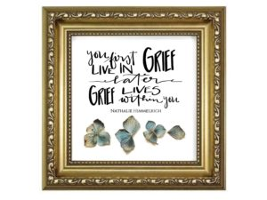 Grief Quote Sample