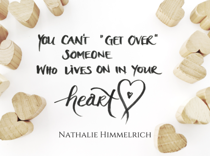 Grief Quote by Nathalie Himmelrich