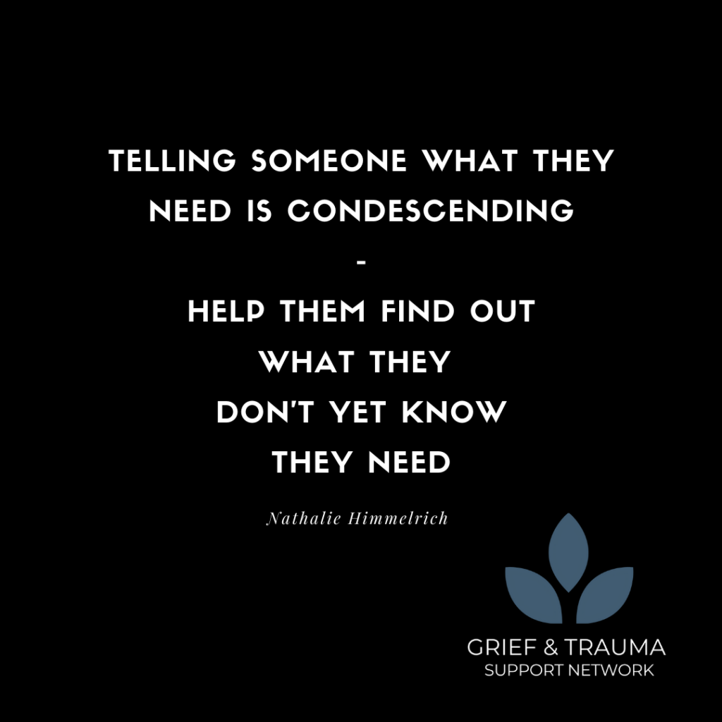 Grief Support Quote